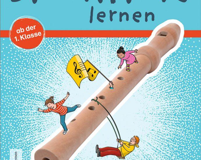 Gemeinsam Blockflöte lernen - Blockflötenschule - Cover