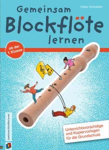 Gemeinsam Blockflöte lernen - Cover