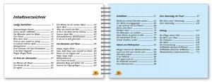 Voggys Blockflöten Liederbuch - Inhaltsverzeichnis