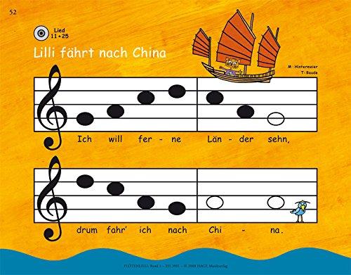 Flötenlilli Lied
