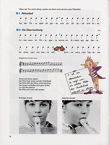Spiel und Spaß mit der Blockflöte Band 1 - Seite 14