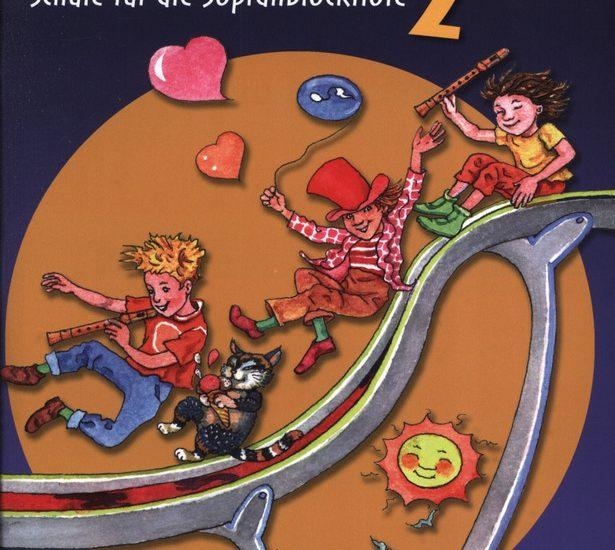 Spiel und Spaß mit der Blockflöte - Band 2 - Cover