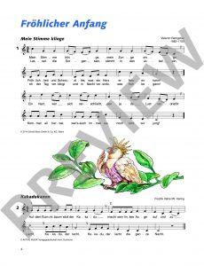 Spiel und Spaß mit der Blockflöte - Band 2 - Seite 4