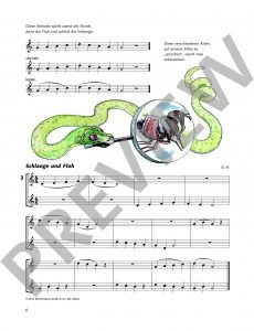 Spiel und Spaß mit der Blockflöte - Band 2 - Seite 6