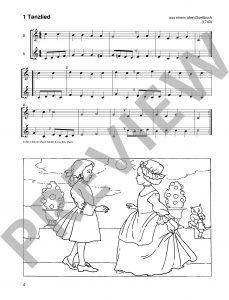 Spiel und Spaß mit der Blockflöte - Spielbuch 2 - Seite 4