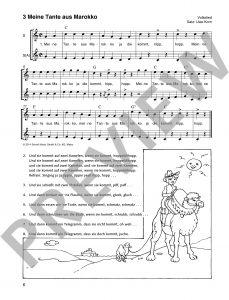 Spiel und Spaß mit der Blockflöte - Spielbuch 2 - Seite 6