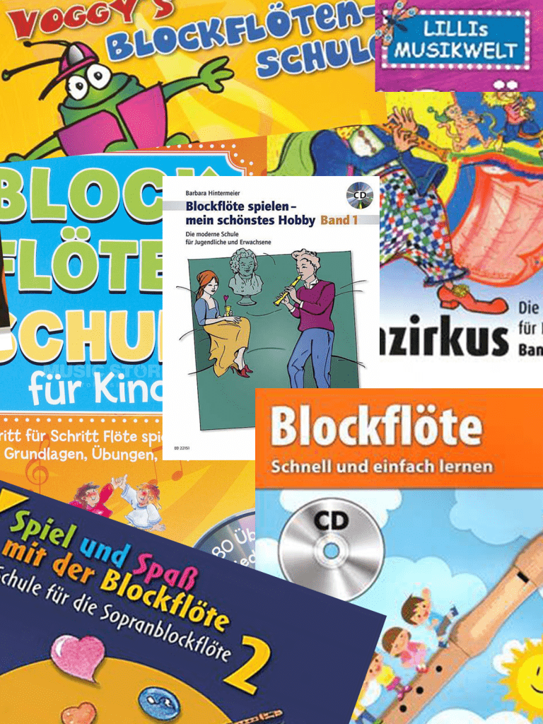 Blockflötenschulen bei Blocktreff