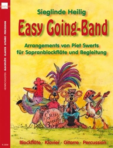 Easy Going Blockflötenschule