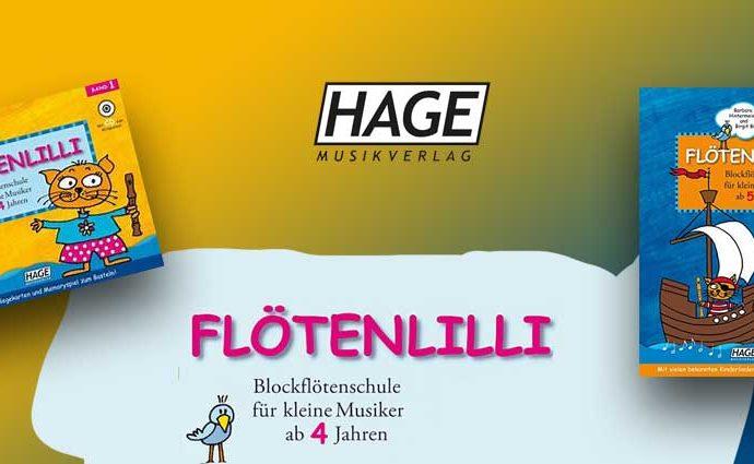 Flötenlilli Blockflötenschule