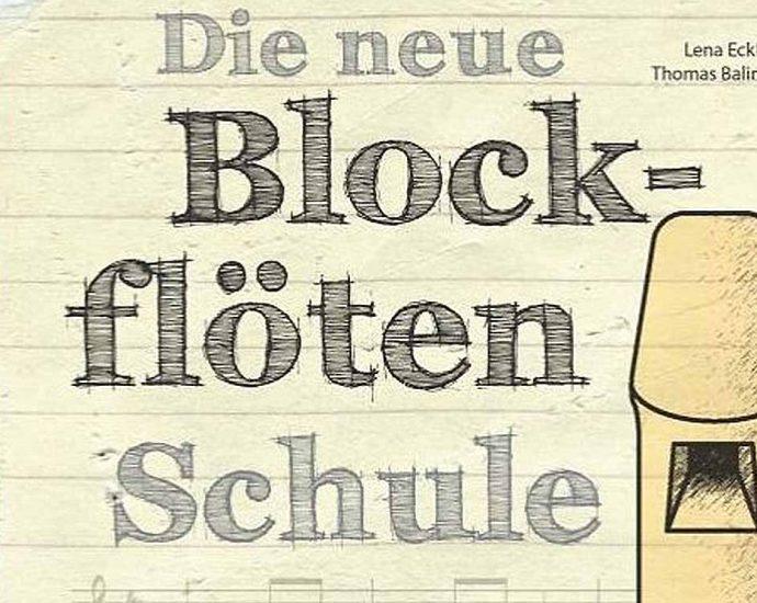 Die neue Blockflötenschule - Header