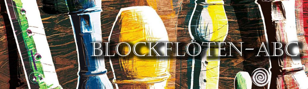 Das Blockflöten ABC – Band 1