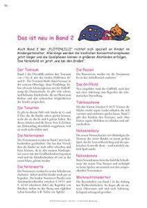Flötenlilli Blockflötenschule Band 2 - Erklärungen zur Blockflöte