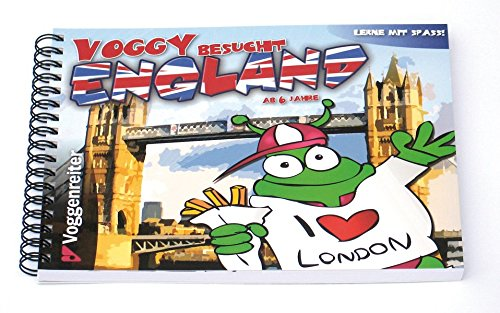Voggy besucht England - Cover
