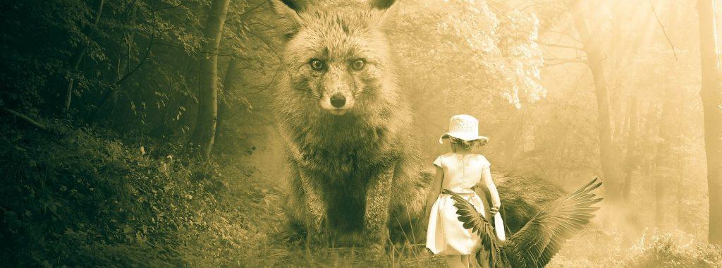 Fuchs Du hast die Gans gestohlen Noten